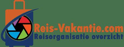 Reis Vakantie logo website reisorganisatie overzicht lijst